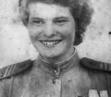 Ветеран войны Вера Мамчиченко: Я скрыла от мамы, что иду на фронт