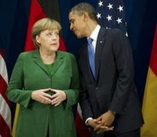 Сегодня Ангела Меркель и Барак Обама встретятся в Вашингтоне