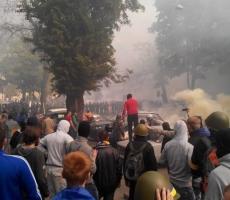 В Одессе есть убитые и раненые