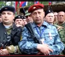 Крым отправляет своих ополченцев в Украину на помощь сторонникам федерализации