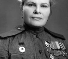 Ветеран войны Вера Мамчиченко - первая женщина-снайпер СССР