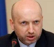 Турчинов - Путину: карательных операций Украина не проводит