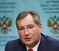Рогозин не перепрыгнул Украину