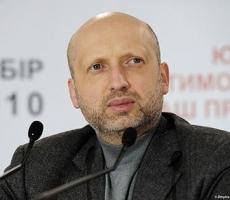Турчинов: украинский народ был в центре ужасной трагедии