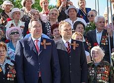 9 мая в Приднестровье побывали гости из России