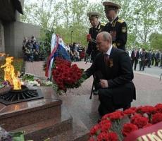 Владимир Путин принял участие в севастопольском параде