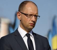 Арсений Яценюк снова обвинил Москву в поддержке сепаратистов на юго-востоке Украины