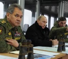 25 мая Путин проведет военные учения на границе с Украиной