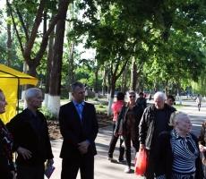 Валерий Матковский: Одессе нужен Мир!