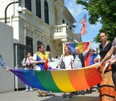 В Молдове проведут гей-парад