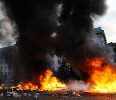 Кровавые события в Одессе: цифры и факты