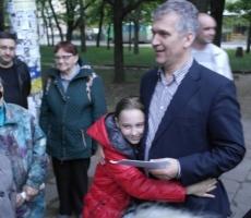 Вернем в Одессу мир и спокойствие