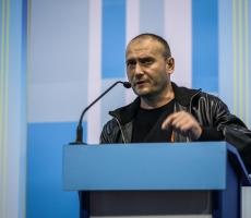 Дмитрий Ярош формирует партизанские отряды на востоке Украины