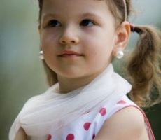Юная звездочка из Молдовы вошла в Топ-10 талантливых детей планеты