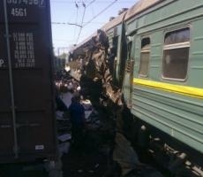 В результате железнодорожной аварии погибли шесть граждан Молдовы