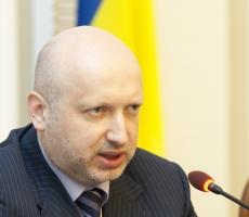 Турчинов: В восточных регионах усилилась поддержка действий украинской власти по борьбе с террористами