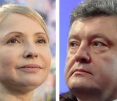 Предвыборная гонка в Украине усиливается