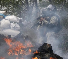 Список погибших силовиков Украины, находившихся в селе Благодном