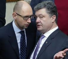 Премьер Яценюк рад новоизбранному президенту
