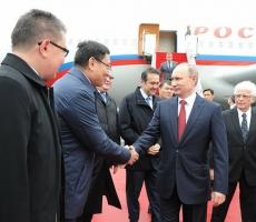 Россия, Белоруссия и Казахстан заключают договор о Евразийском экономическом союзе