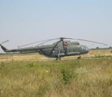 Турчинов: В сбитом военном вертолете Украины погибили 14 человек