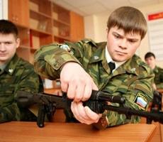 Россия и ПМР объединятся в военной подготовке молодежи