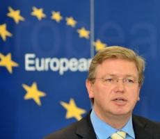 Штефан Фюле готов ускорить процесс принятия Украины, Грузии и Молдовы в ЕС