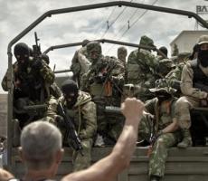 Донецкий аэропорт подвергся двум атакам боевиков