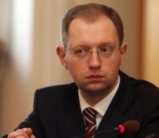 Арсений Яценюк: Благодаря МВФ Украина избежала дефолта
