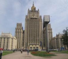 Российский МИД обвинил киевскую власть в ограничении свободы СМИ в Украине