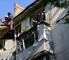 Сегодня утром в Николаеве произошел взрыв