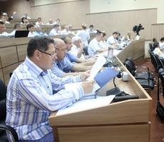 Парламентарии Приднестровья заслушали отчет Правительства за 2013 год