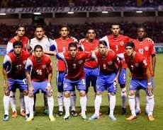 Коста-Рика сенсационно обыграла Уругвай