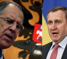 Сергея Лаврова покоробило поведение главы МИДа Украины у Посольства России