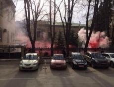 Дипломатическая вендетта между Москвой и Киевом набирает силу