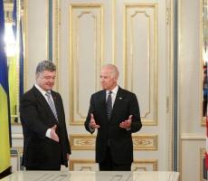 США поддерживают мирные инициативы Петра Порошенко
