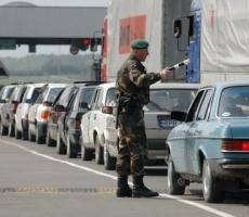 Фильтрация на границе Украины с Приднестровьем усилена