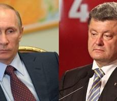 Путин и Порошенко нашли понимание по Донбассу