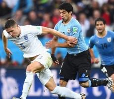 Сенсационное поражение Англии от Уругвая