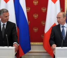 Владимир Путин отправится на переговоры в Австрию