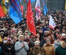 В Одессе возрождают Антимайдан