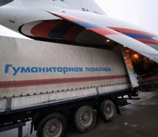 Россия готовит гуманитарную помощь к отправке в Донецк и Луганск