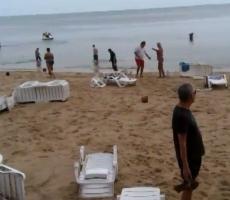 Одесское цунами могло иметь военное происхождение