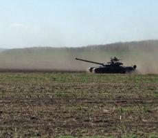 Бои охватили Восток Украины