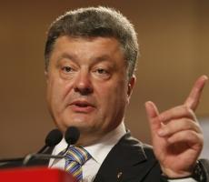 Порошенко пошел по пути перемирия с Востоком Украины