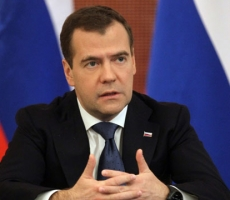 Дмитрий Медведев прогнозирует газовый кризис в Украине