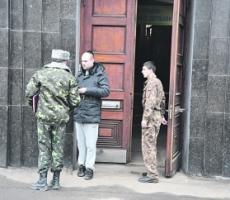 Теракт в Одессе - взорвали военкомат