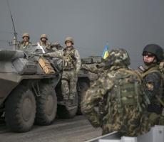 Украина возвращает контроль над городами Донбасса