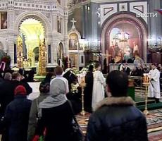 Члены Правительства Украины простились с предстоятелем украинской православной церкви