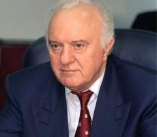 Скончался бывший президент Грузии Эдуард Шеварнадзе